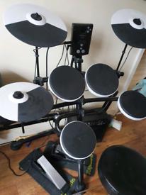 Roland tdk1 electric drum kit
