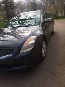 2008 Nissan Altima SR V6 Coupe Coupe (2 door)