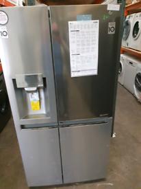 Lg american fridge freezer NEW