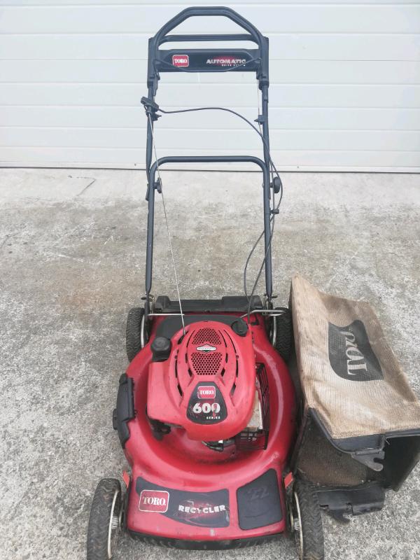 Toro Recycler 22 Inch Cut Mower Petrol Lawnmower   in Perth, Perth and  Kinross   Gumtree