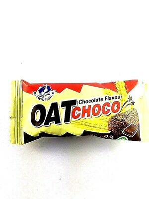 Malt Bars Oats Chocolate Whole Grain Protein Energy Delight Snack 10 g x 3 pcs for sale  Shipping to Canada