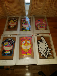 Lot of phone cases - 6 pieces