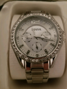 Womens Fossil Watch for Sale!!