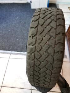4 winter tires and rims p195/60/r15