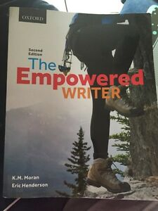 Empowered Writer textbook Peterborough Peterborough Area image 1