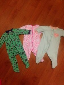 Girls summer clothing lot (mostly 3-6 months)