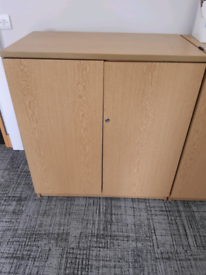 Office cabinet cupboard 2 available