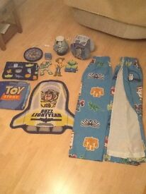 Toy Story Bedroom Set