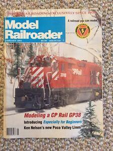 Magazines Model Railroader