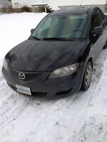 **FOR PARTS 2006 Mazda 3