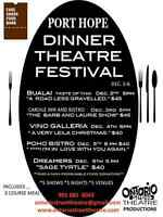 Port Hope Dinner Theatre Festival