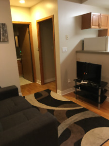 1 Bedroom Furnished unit in River Heights - Cable & Wifi Incl.