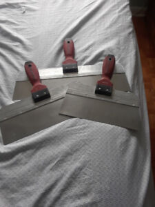 Drywall taping tools -Marshalltown with durable grip handles