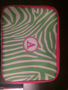 Monogram A Laptop Case