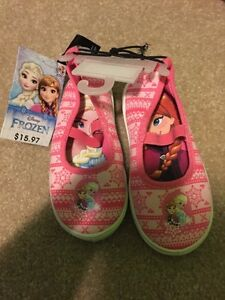 Size 9 Elsa shoes