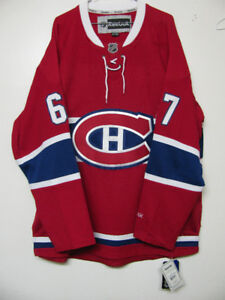 OFFICIAL MONTREAL CANADIENS JERSEY PACIORETTY NWT
