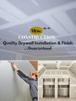 Drywall and Painting Services