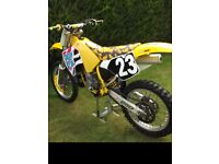WANTED OLD MOTOCROSS BIKES CR / KX / RM / YZ EVO SUPER EVO 2 STROKES
