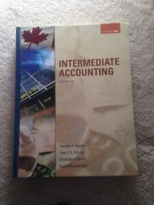 Intermediate Accounting 6th ED.