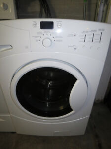 General Electric Super Capacity Front Washer