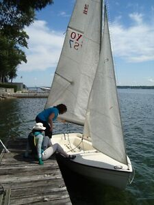 CL14 Sailboat for Sale