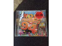 Now that's what I call music 94 CD - New & Sealed