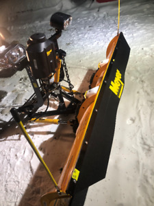 2018 Meyers Drive Plow Mint Condition