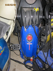 electric power washer-AS IS!!