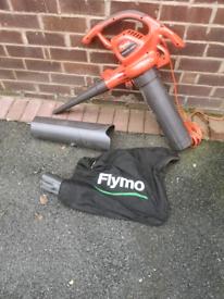 Flymo garden blowr&vacum 3000w