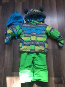 Manteaux d'hiver 18mois