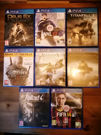 PS 4 Games