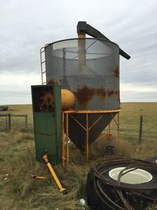Grain dryer for sale