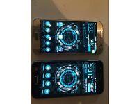 SAMSUNG GALAXY S6 32GB & SAMSUNG GALAXY J5 8GB & VR HEADSET