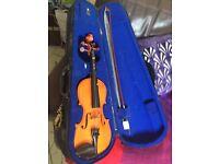 Stenton violin