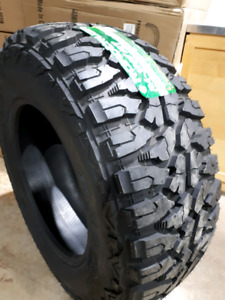 NEW LT275/55/R20 COMFORSER MUD WINTER RATED TIRES