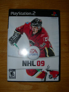 NHL 09 (Playstation 2)