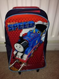 Thomas Tank pull along suitcase