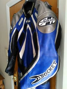 JOE ROCKET 1 PC RACING SUIT SIZE 48 USA/CAN OR 58 EURO Windsor Region Ontario image 6