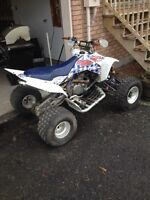 2006 ltr 450 trade for skidoo