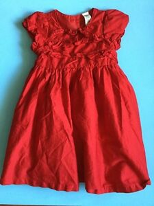 Osh Kosh Toddler Size 3 Christmas Dress Belleville Belleville Area image 1