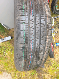 Brndnew tyre 16 inch 20£ with wheel
