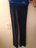 Hollister Yoga Pants - Navy Blue