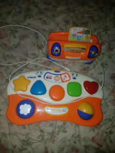 V-Tech Smile Baby Infant Development System