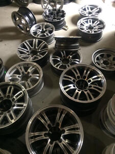 Alloy Wheels for Trailers