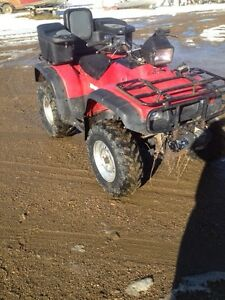4x4 quads