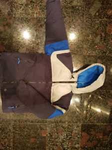 WHAT SNOW? Boys Youth size large winter coat by Old Navy