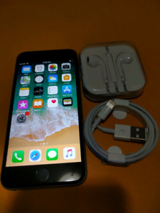 Iphone 6 -64 GB Mint condition  Factory Unlocked