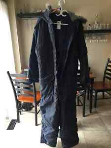 Adult snow suit, parka