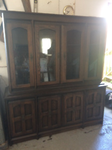 Display Cabinet For Sale ! $300 (Great Condition )