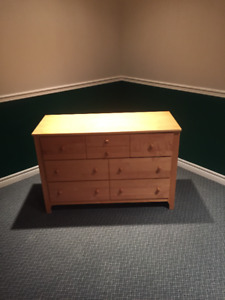 Bedroom Furniture - Maple real wood